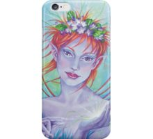 'The Seedling' by Jo Morgan iPhone Case/Skin