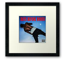 Days Before Rodeo Framed Print