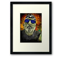Self Portrait #16 Framed Print