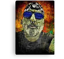 Self Portrait #16 Canvas Print