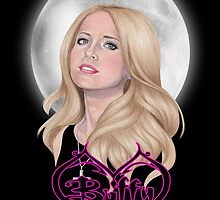 Buffy The Vampire Slayer by Matt  Simas
