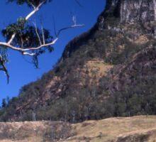 Mount Lindesay, Queensland, Australia Sticker