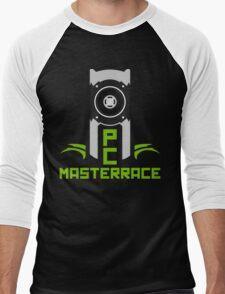 PC MasterRace [Nvidia Titan] Men's Baseball ¾ T-Shirt