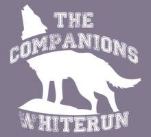 The companions of Whiterun - White Kids Tee