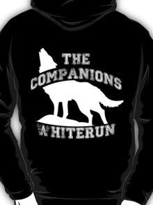 The companions of Whiterun - White T-Shirt