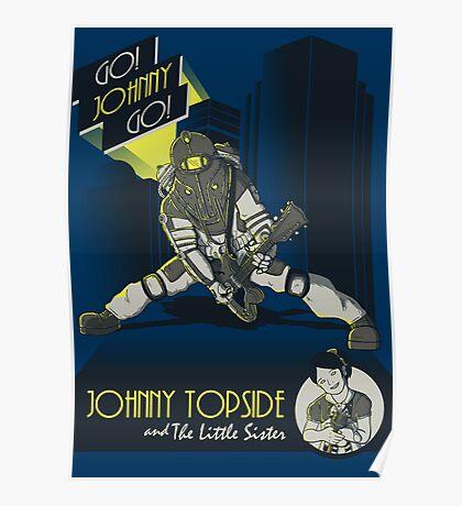 Rock Daddy - encore Art Prints Poster