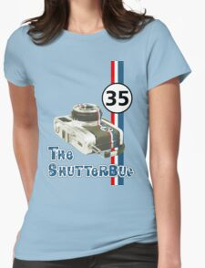 The Shutterbug Womens Fitted T-Shirt