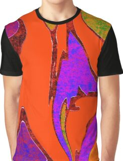 0242 Abstract Thought Graphic T-Shirt