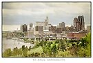 St. Paul Minnesota by KBritt