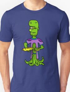 Friendly Alien Unisex T-Shirt