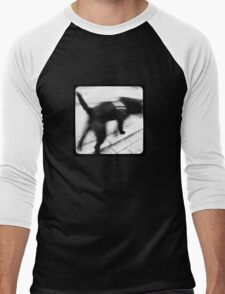 Dog TtV Men's Baseball ¾ T-Shirt