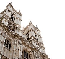 The Abbey of Westminster by Elizabeth Tunstall