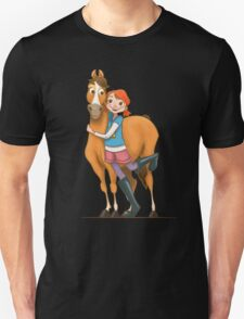 Gallop and Daisy Unisex T-Shirt