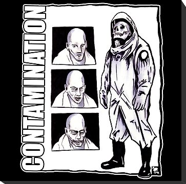 Contamination // I Know How You Feel by Zombie Rust