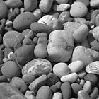 Turkish Pebbles along the Mediterranean Sea by Mary-Elizabeth Kadlub