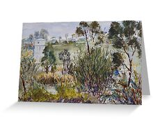 Plein Aire -Thornton Park Greeting Card