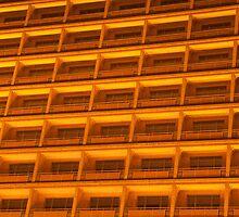 Hotel Facade, Beijing by Dean Bailey
