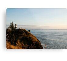 Cape Disappointment Lighthouse, Washington Metal Print