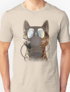 Schrödinger underestimates the cat Unisex T-Shirt