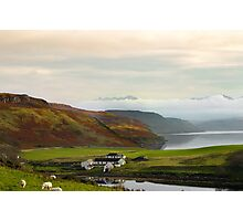 Loch Harport, Isle of Skye Photographic Print