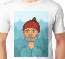 Steve Zissou Unisex T-Shirt