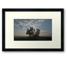 Light up Framed Print