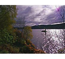 Here Comes Nessie Photographic Print