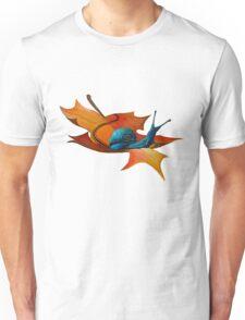 NATURE'S COME-BACK original surreal painting print Unisex T-Shirt