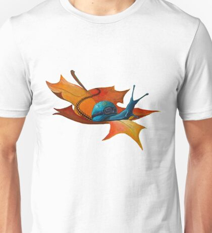 NATURE'S COME-BACK original surreal painting print Unisex T-Shirt