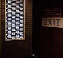 Exit. by Hasan Ibrahim
