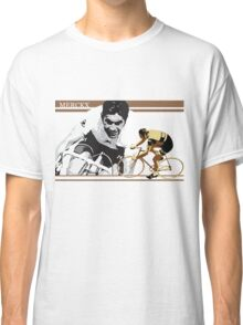 vintage poster EDDY MERCKX: the cannibal Classic T-Shirt
