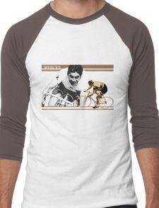 vintage poster EDDY MERCKX: the cannibal Men's Baseball ¾ T-Shirt