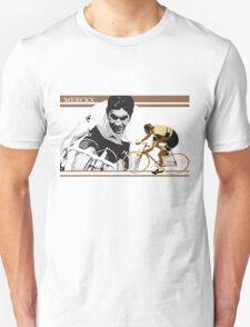vintage poster EDDY MERCKX: the cannibal T-Shirt