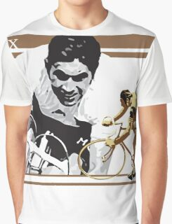 vintage poster EDDY MERCKX: the cannibal Graphic T-Shirt