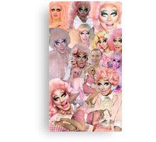 Rupaul's Drag Race Trixie Mattel Canvas Print