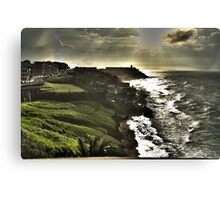 North Old San Juan Canvas Print