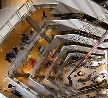 The New Myer Melbourne by robertsscholes