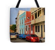 Calle, Old San Juan Tote Bag