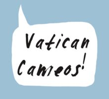 Vatican Cameos! (Black text)  by cumberqueen