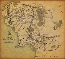 THE LORD OF THE RINGS by Mominsminions