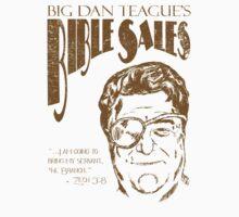 Big Dan's Bible Sales Kids Clothes