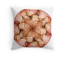 Hopi Shield Throw Pillow