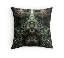 House of Mirrors Throw Pillow