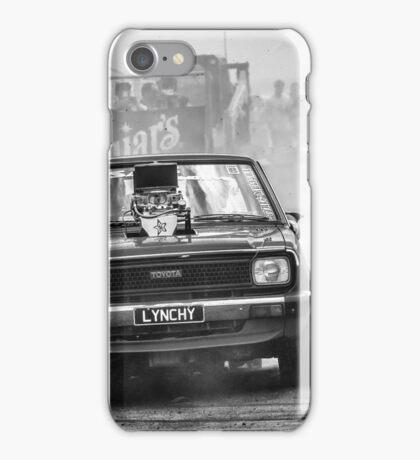 LYNCHY Motorfest Burnout iPhone Case/Skin