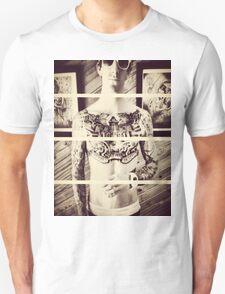 Dapper Boy Tattoo'd T-Shirt