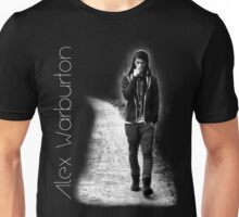 alex warburton music (front) Unisex T-Shirt