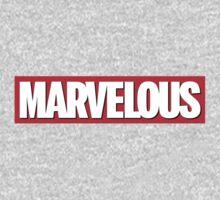 MARVELous One Piece - Short Sleeve