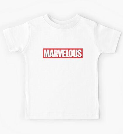MARVELous Kids Tee
