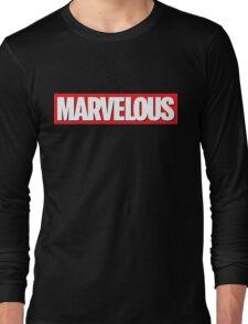 MARVELous Long Sleeve T-Shirt