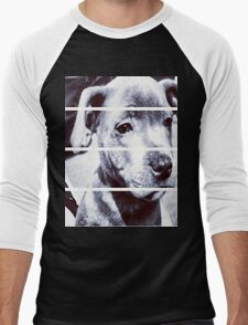 Dapper Boy Dog Men's Baseball ¾ T-Shirt